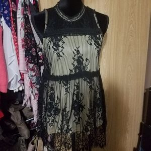 Infinity Raine Lace Top. LIKE NEW! Worn ONCE
